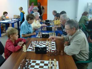 Фото к В информационных центрах по атомной энергии прошли блиц-турниры будущих гроссмейстеров