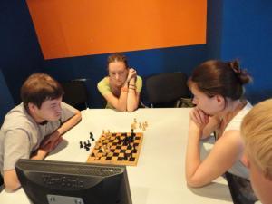 Фото к Международный день шахмат прошёл в сети Информационных центров по атомной энергии