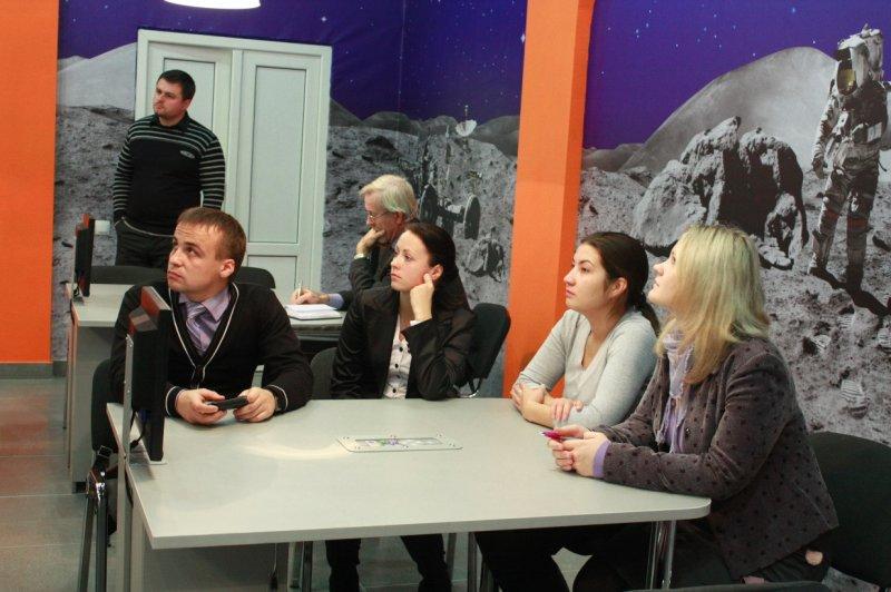 Фото к Во Владимире состоялось техническое открытие информационного центра по атомной энергии.
