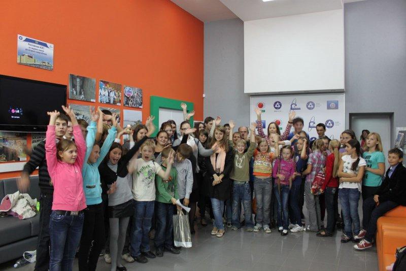 Фото к Закрытие первого ежегодного Интернет-Фестиваля «Смайлик — 2011»