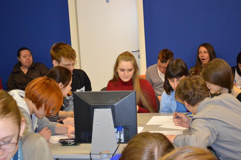 Фото к Школьники Томской области заинтересованы в развитии атомной энергетики и новых ядерных технологий