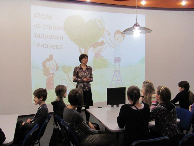 Фото к В Санкт-Петербурге увидел свет первый номер Информационного бюллетеня «Ядерная медицина»
