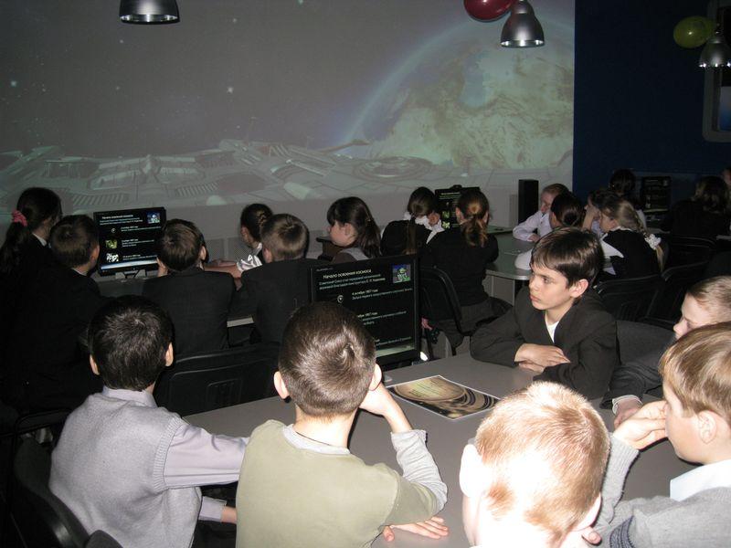 Фото к Космический квест, посвященный Дню космонавтики