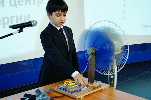Фото к Финал регионального этапа конкурса «Атомная наука и техника»