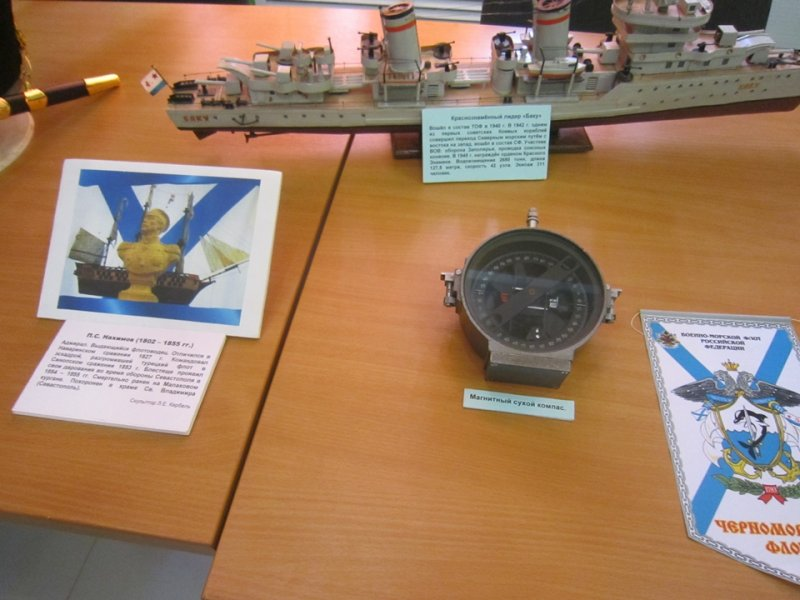 Фото к «День музеев» в Смоленском информационном центре
