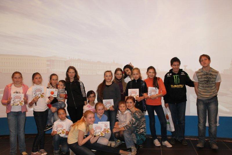 Фото к 500-тысячного посетителя Информационного центра по атомной энергии встретил Петропавловск-Камчатский