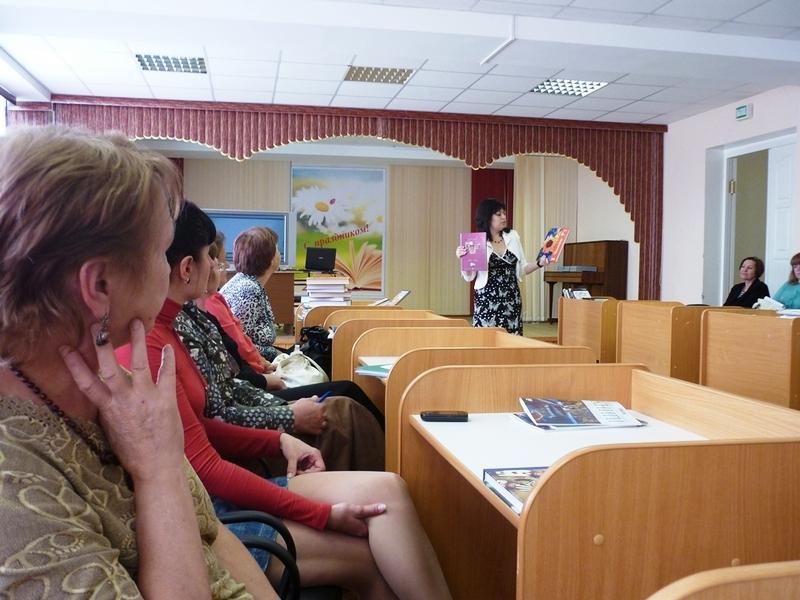 Фото к Информационный центр по атомной энергии стал участником «Бродячего книжного фестиваля»