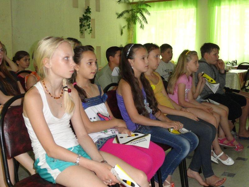 Фото к Открыли «Атомный» тур по детским лагерям