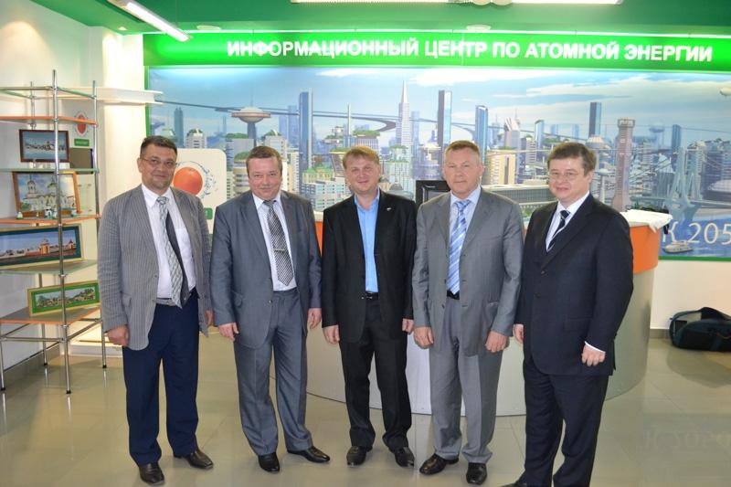 Фото к Открытие виртуальной мультимедийной выставки «Московский Кремль»