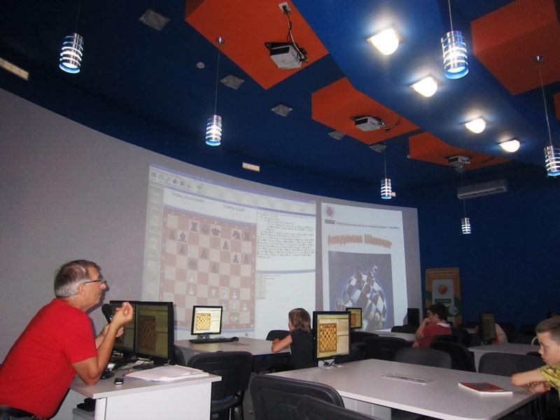 Фото к Добро пожаловать в «Академию шахмат»!