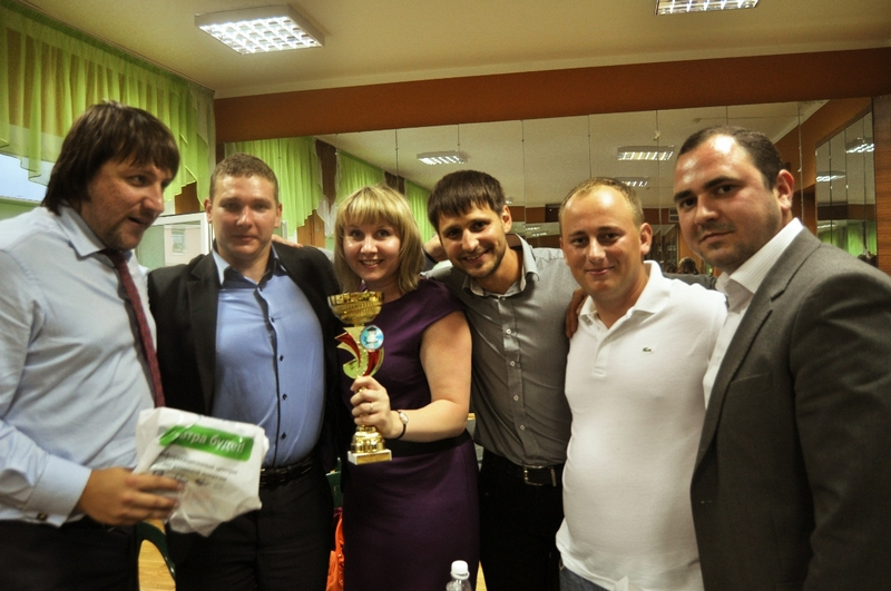 Фото к Калининградские атомщики приняли участие в интеллектуальном турнире