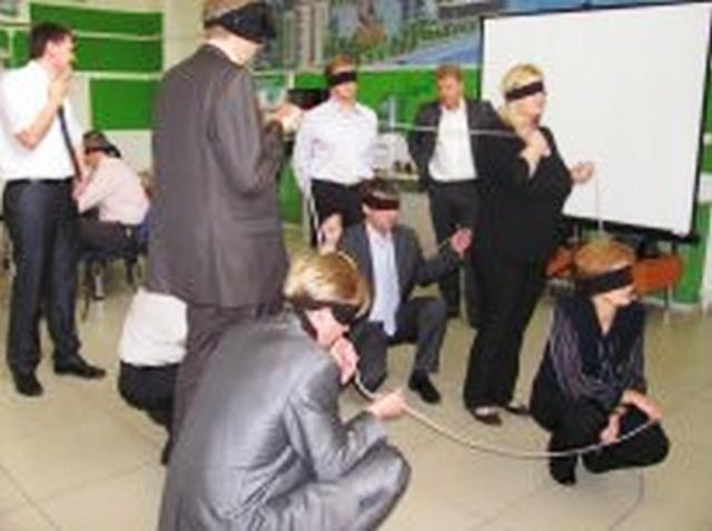 Фото к Семинар-тренинг «Эффективный руководитель» прошел в нижегородском ИЦАО