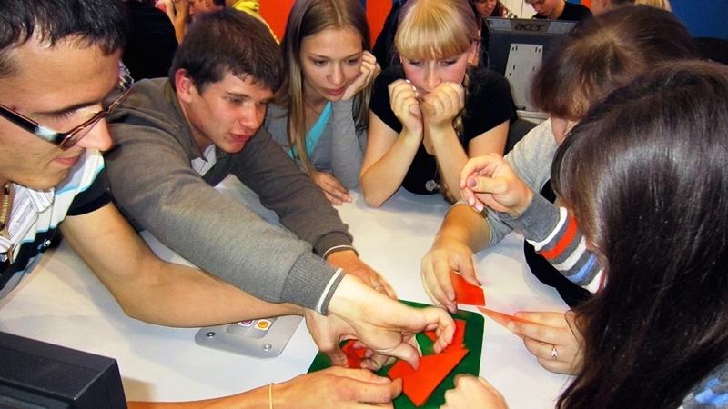 Фото к Смоленский информцентр по атомной энергии приблизил первокурсников к науке