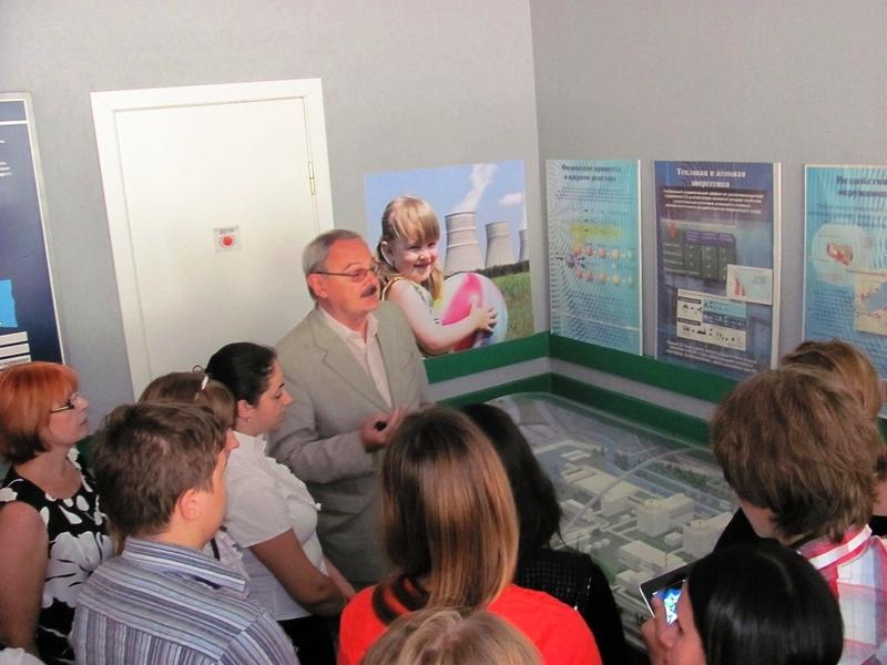 Фото к Экскурсии в информцентр по атомной энергии Ростова вошли в программу Третьего фестиваля науки Юга России