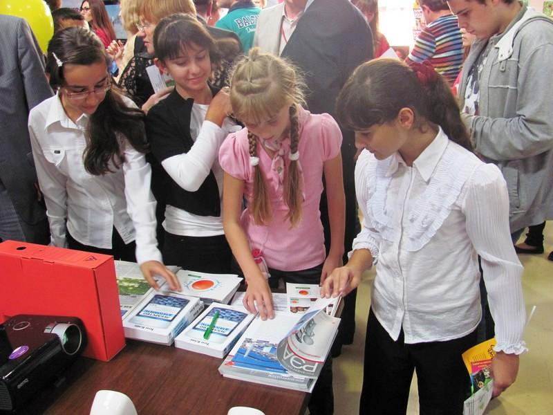 Фото к Информационный центр атомной отрасли примет участие в работе главной площадки Всероссийского фестиваля науки