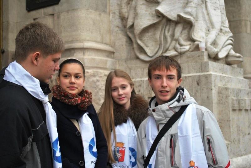 Фото к Международный детский проект «Расширяя границы» завершился в Чехии