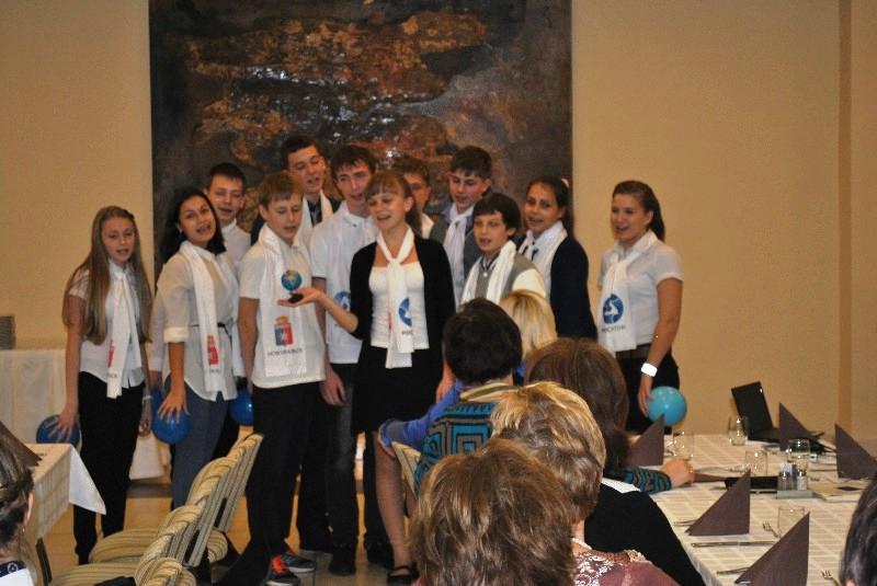 Фото к Участники проекта «Расширяя границы» посетили АЭС «Пакш» в Венгрии