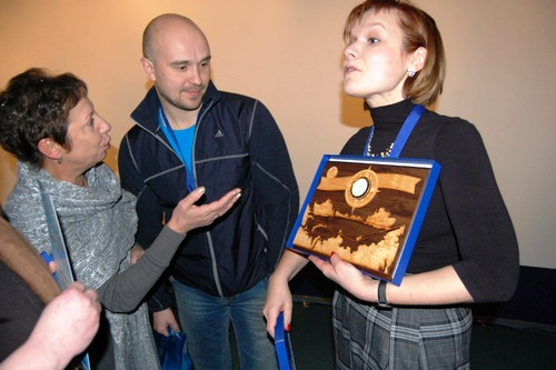 Фото к Турнир по интеллектуальным играм на Кубок Росатомфлота прошел в информцентре по атомной энергии Мурманска