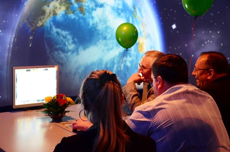 Фото к Первый зарубежный информационный центр по атомной энергии открылся в Ханое