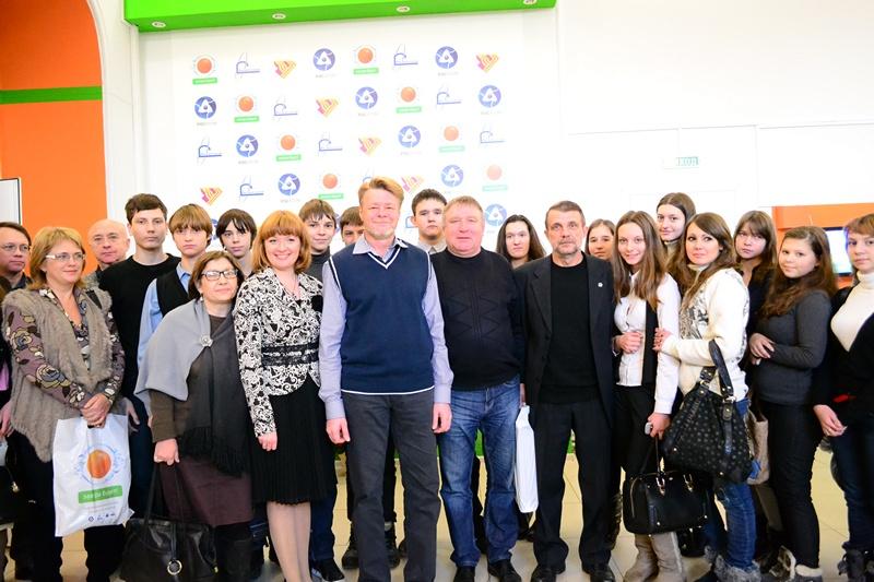 Фото к Телемост, посвященный Дню чествования ликвидаторов аварии на Чернобыльской АЭС, связал информцентры по атомной энергии