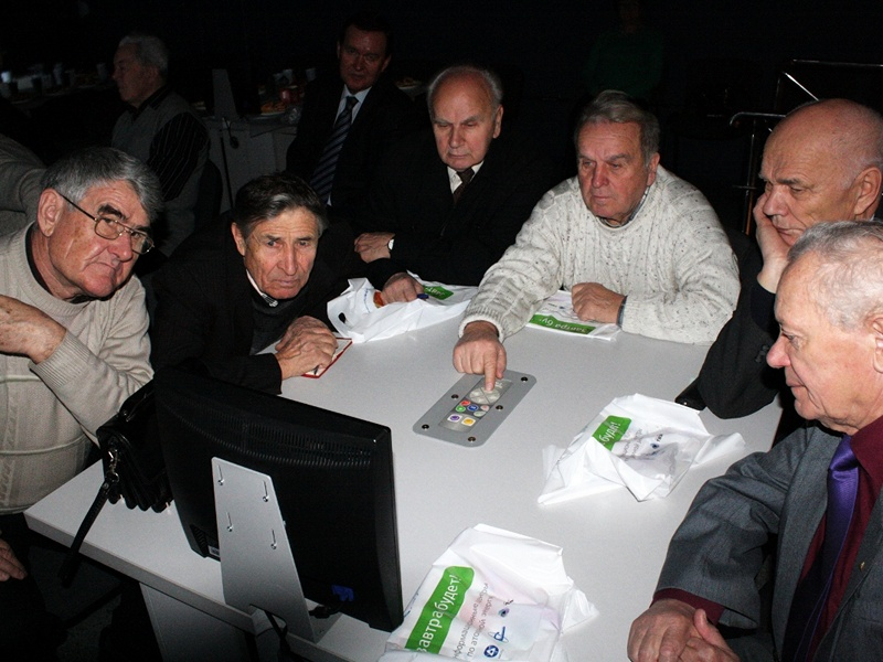 Фото к Ветераны крупнейших предприятий Калининградской области  поддержали строительство Балтийской АЭС