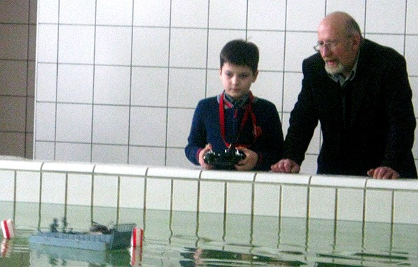Фото к Региональное первенство по судомодельному спорту состоялось в Воронеже