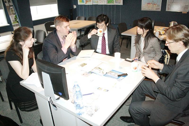 Фото к Представители Японии в России дали высокую оценку безопасности строящейся Балтийской АЭС