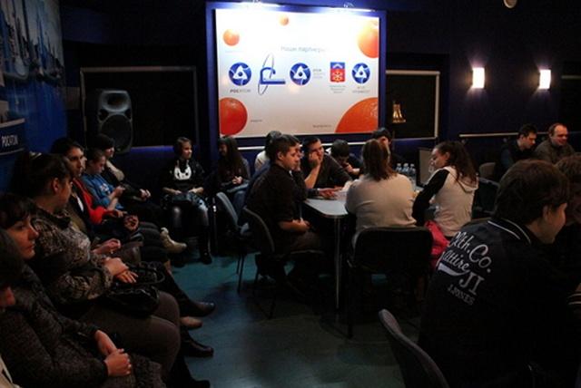 Фото к Презентация образовательной программы «Атомный ледокольный флот» состоялась в пяти городах России