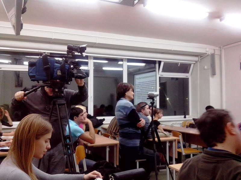 Фото к Публичная лекция об атомной энергетике состоялась в рамках открытия IVФестиваля науки Юга России.