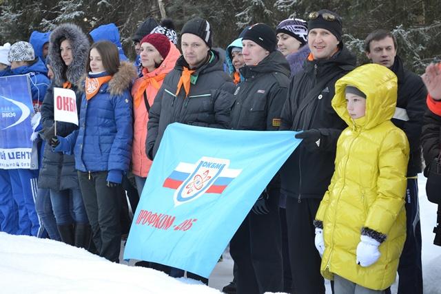 Фото к Информационный центр Нижнего Новгорода принял участие в  I зимнем Фестивале предприятий Росатома «Большой улетный марафон»