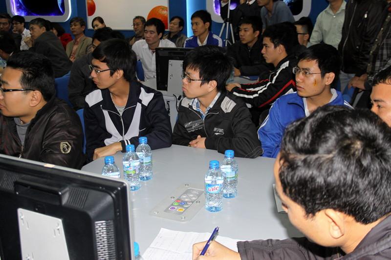 Фото к Ведущий вьетнамский эксперт по ядерной безопасности провел семинар в информационном центре по атомной энергии Ханоя