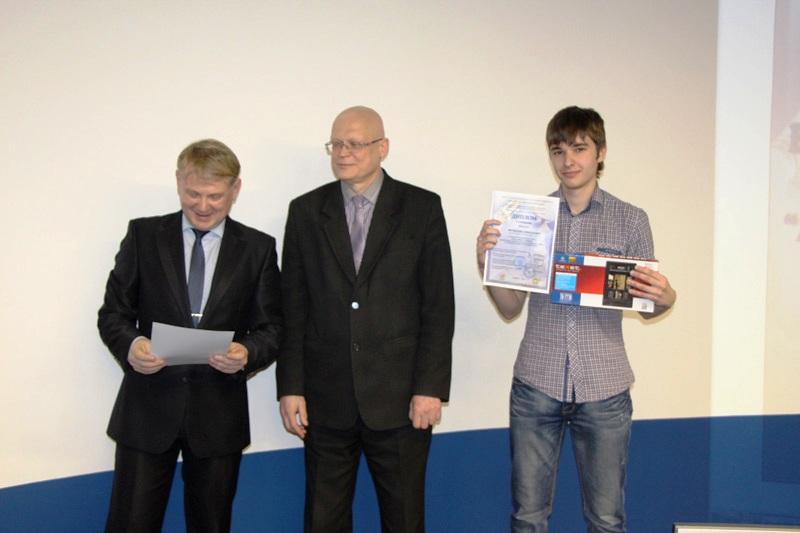 Фото к Первые результаты регионального этапа конкурса «Атомная наука и техника-2013» подведены в Томске
