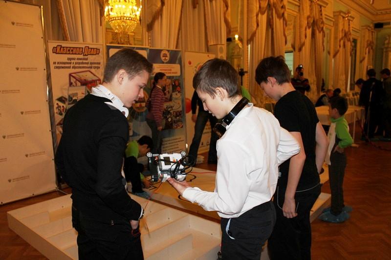 Фото к Будущих инженеров мирного атома наградили во Дворце Конгрессов Санкт-Петербурга
