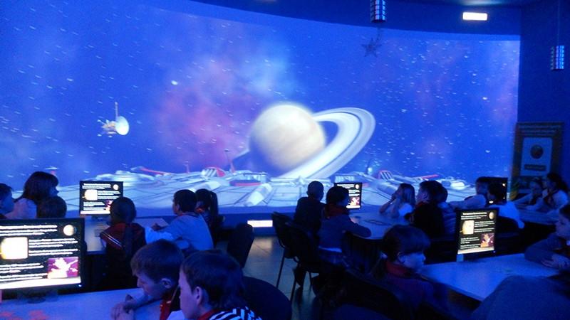 Фото к Более семи тысяч человек отпраздновали Всемирный день космонавтики в информационных центрах по атомной энергии