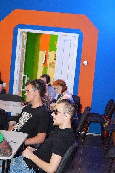 Фото к Рок-музыканты Смоленской области рассказали о своих планах в информационном центре по атомной энергии