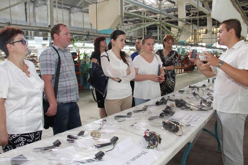 Фото к Территориальное совещание для руководителей информационных центров по атомной энергии состоялось во Владимире