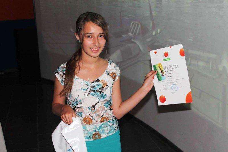 Фото к Подведение итогов проекта «Тетрадка дружбы страны Росатом» состоялось в информационном центре по атомной энергии Челябинска