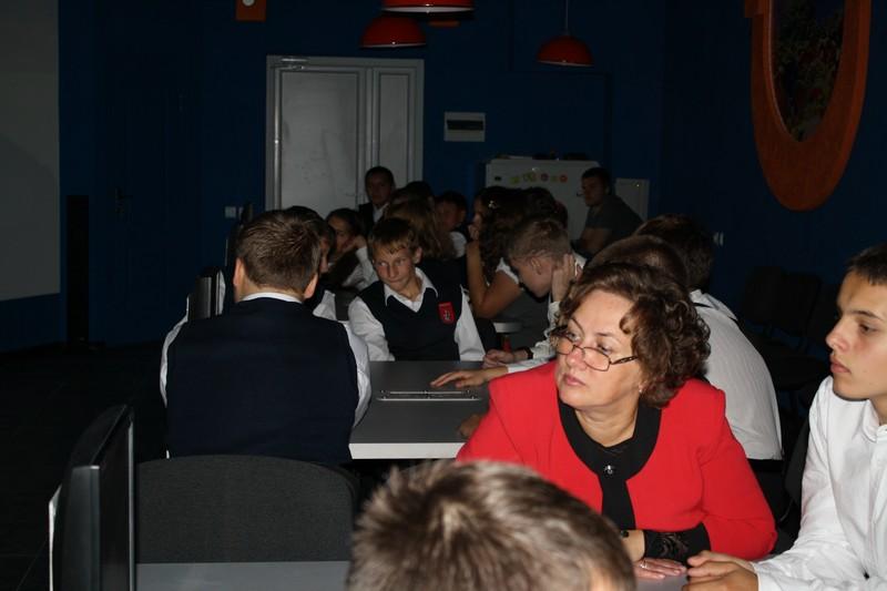 Фото к Информационный центр по атомной энергии Калининграда распахнул двери для школьников