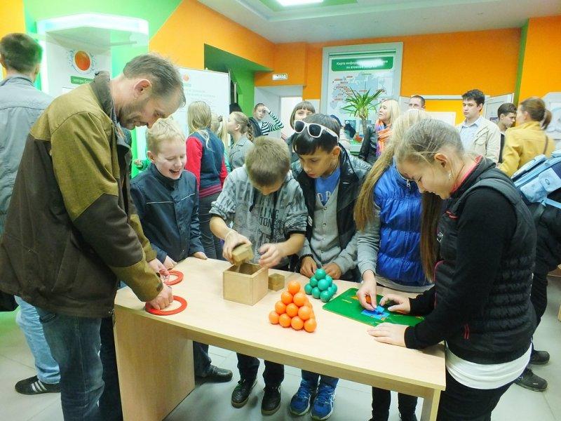 Фото к Астрономы, телескопы, экспериментаторы — День открытой астрономии прошел в Екатеринбурге