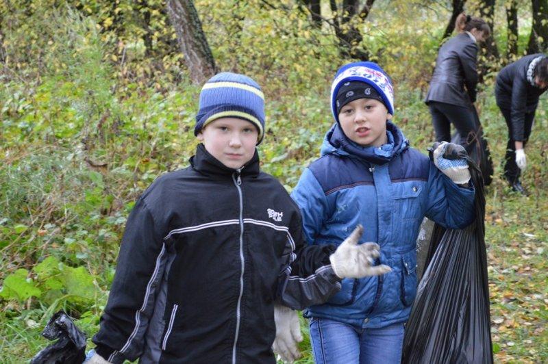Фото к Информационный центр по атомной энергии Смоленска стал соорганизатором международной акции «Чистый берег»