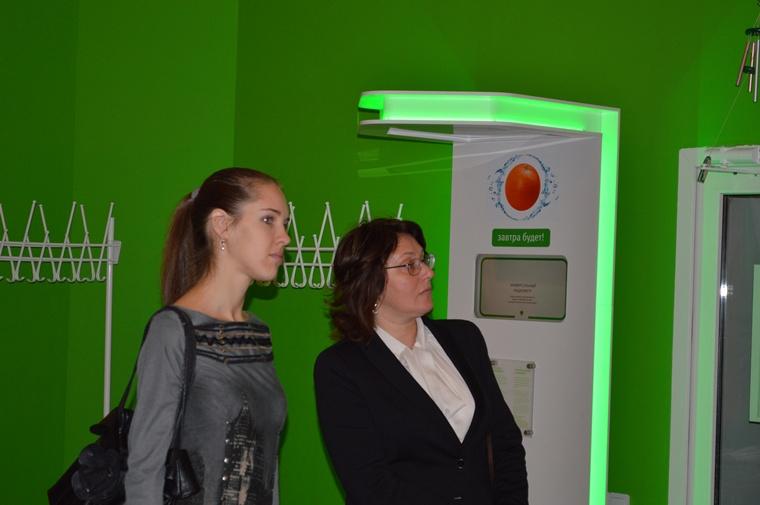 Фото к Открыты для глобального диалога: смоленский информцентр по атомной энергии принял гостей из Израиля и США