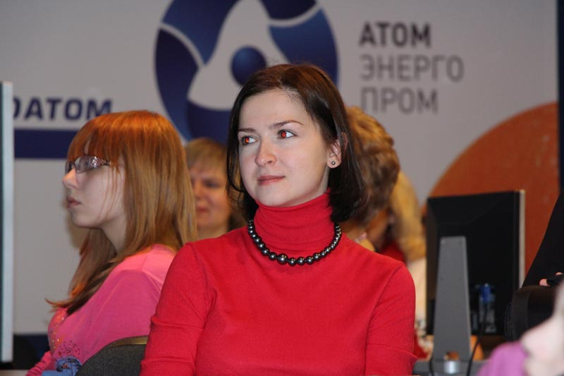 Фото к Лучшие врачи Томска обсудили перспективы ядерной медицины в информационном центре по атомной энергии