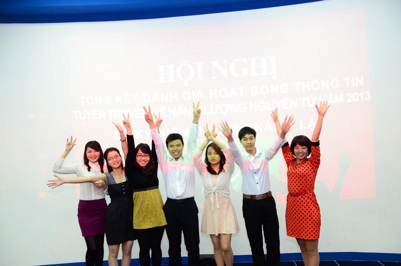 Фото к Во Вьетнаме отпраздновали День рождения первого зарубежного информационного центра по атомной энергии