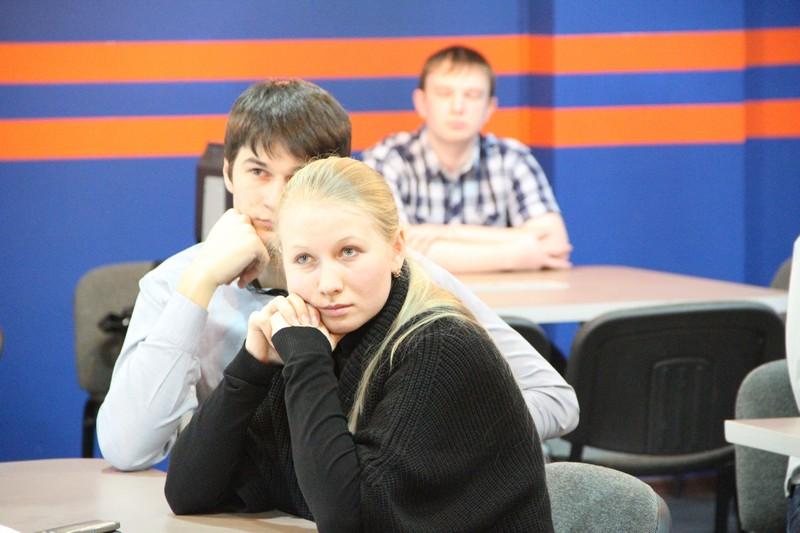 Фото к «Тоннель под Енисеем» для студентов: шанс на грант и место в кадровом резерве Горно-химического комбината