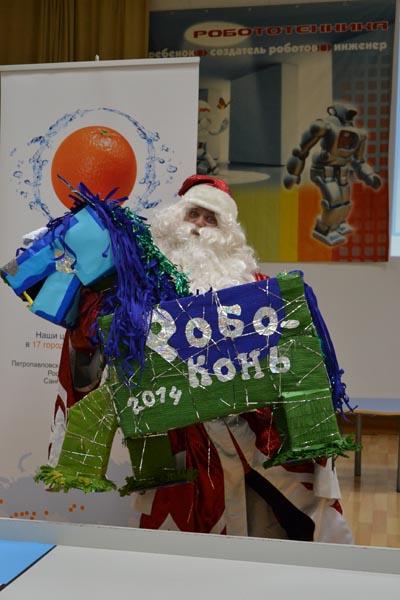 Фото к Олимпиада, которой покорны даже роботы: информационный центр по атомной энергии Томска стал организатором соревнований, посвященных Сочи-2014