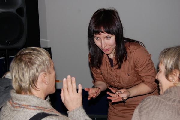Фото к Рейс в Варганавтику: мастер-класс по игре на варгане состоялся в информационном центре по атомной энергии Мурманска
