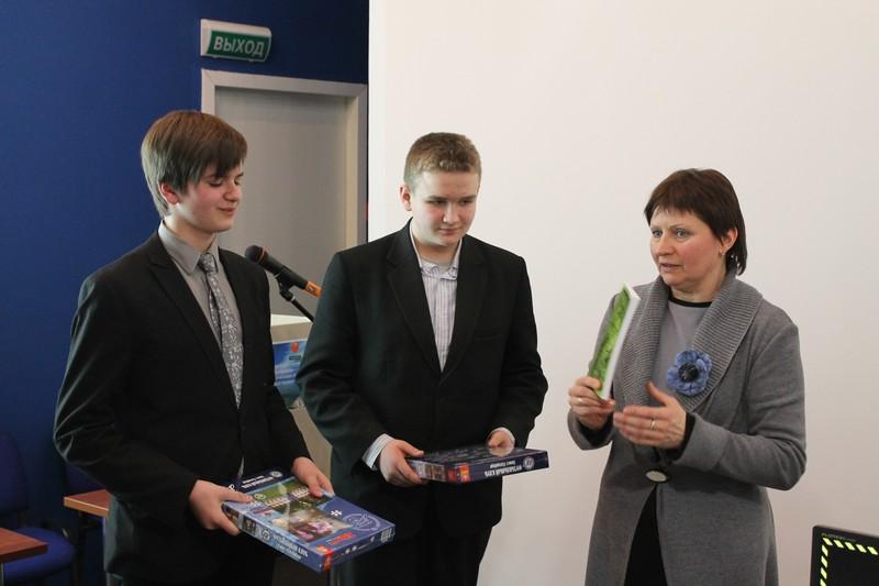 Фото к Санкт-Петербургские школьники успешно завершили «Научную экспедицию» с информационным центром по атомной энергии