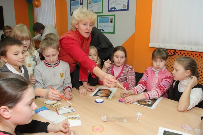 Фото к Информационный центр по атомной энергии Екатеринбурга отметил первый День рождения
