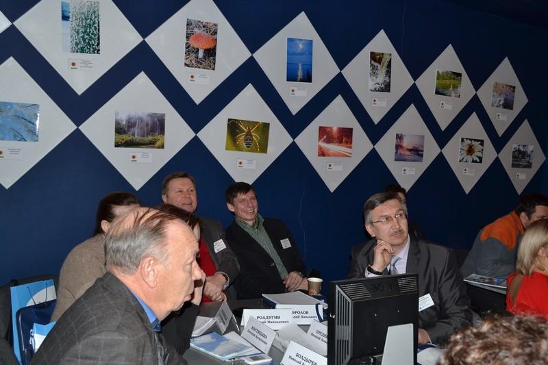 Фото к В информационном центре по атомной энергии Воронежа прошло выездное совещание «Информационное реагирование в случае нештатной ситуации на АЭС»