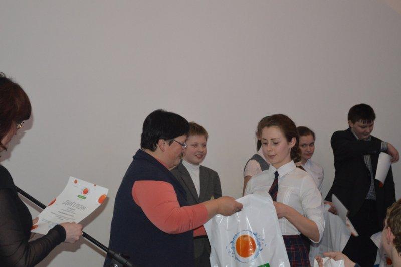 Фото к Апельсиновая физика: в конкурсе смоленского информационного центра по атомной энергии приняли участие 150 семиклассников
